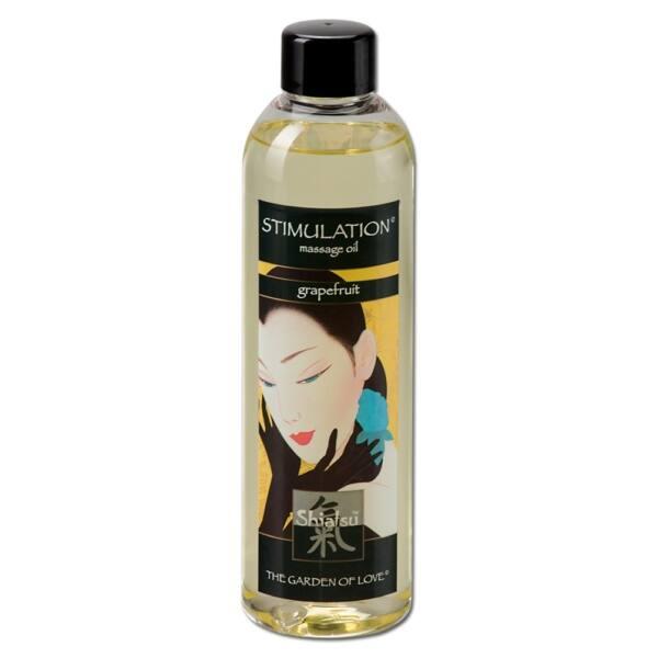 Shiatsu massage grape. 250 ml
