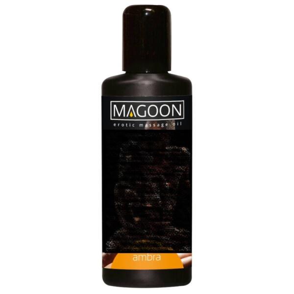 Ambrový masážny olej 100 ml