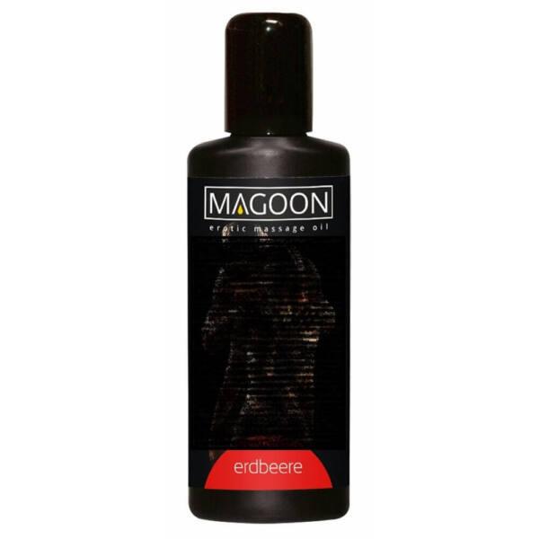 Magoon Erdbeere - masážny olej jahodový (50ml)