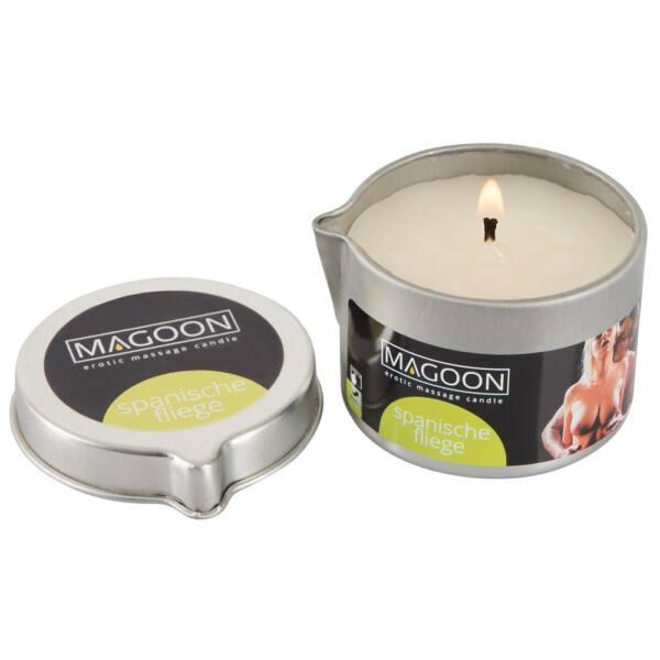 Magoon Spanish Desire - Massage Candle (50ml)
