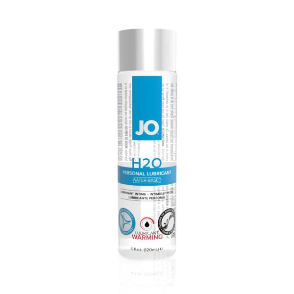 JO H2O Personal Lubricant - hrejivý lubrikačný gél na báze vody (135ml)