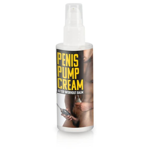 Pencil Pump - Penis For Intimate Cream For Men (100ml)
