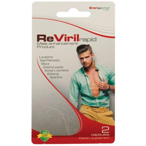 ReViril Rapid caps (2pcs)