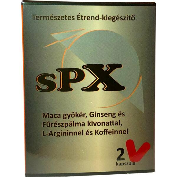 SPX Natural Herb Supplement (2pcs)