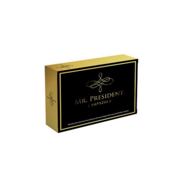 Mr. President - Nutritional Supplements for Men (2pcs)