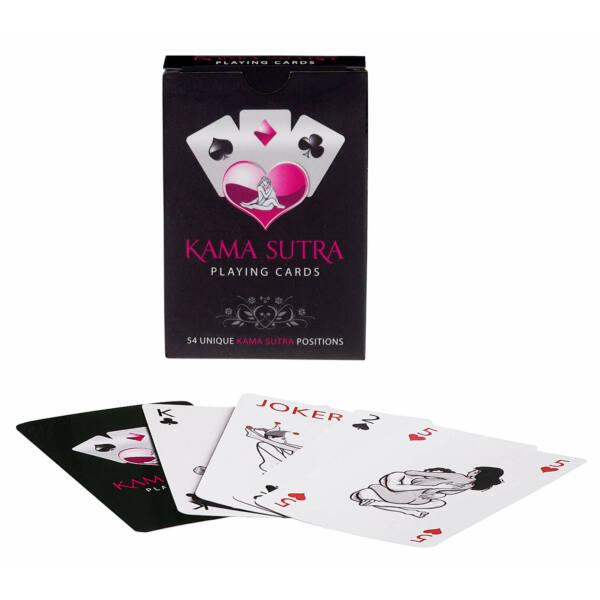 Kama Sutra Playing - francúzske karty s 54 sexuálnymi polohami (54ks)