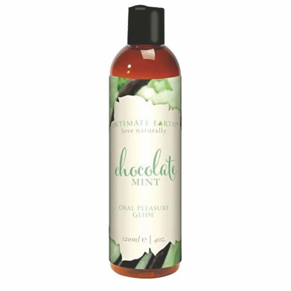 Intimate Earth - Oral Pleasure Glide Chocolate Mint 120 ml