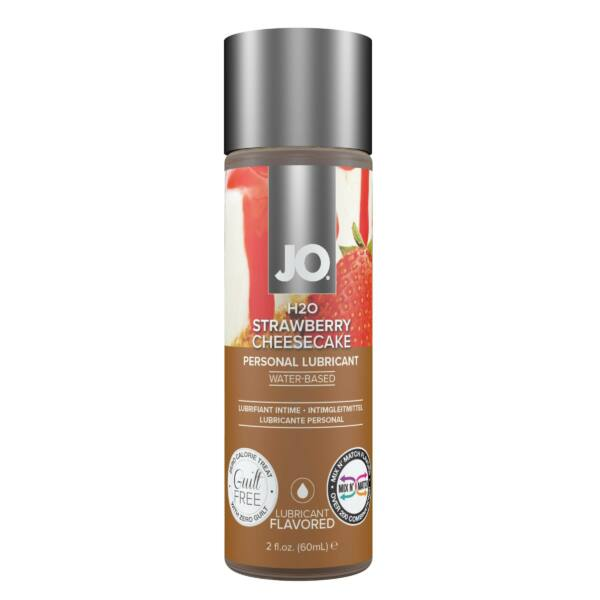 System JO - Limited Edition Flavor Strawberry Cheesecake 60 ml