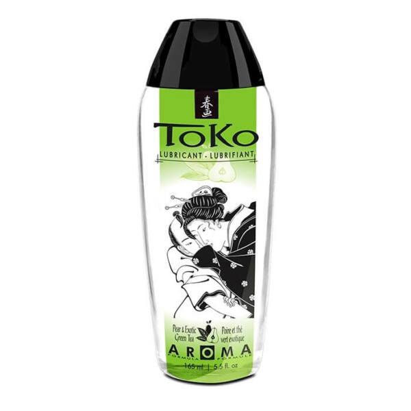 Shunga - Toko Lubricant Pear & Exotic Green Tea