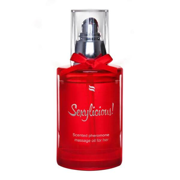 OBSESSIVE - SCENTED PHEROMONE MASSAGE OIL FOR HER SEXY 100 ML