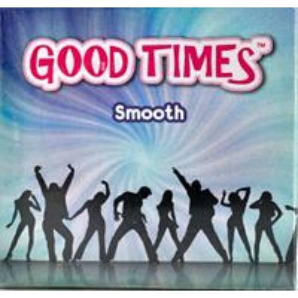 Good Times Smooth - hladké kondómy (3 ks)